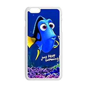 Finding Nemo lovely blue fish Cell Phone Case for Iphone 6 Plus