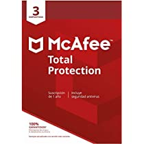 Hasta -20% en software de seguridad McAfee