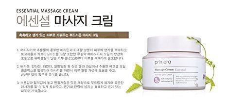 Primera Essential Massage Cream, 8.5 Ounce - Essential Massage Cream