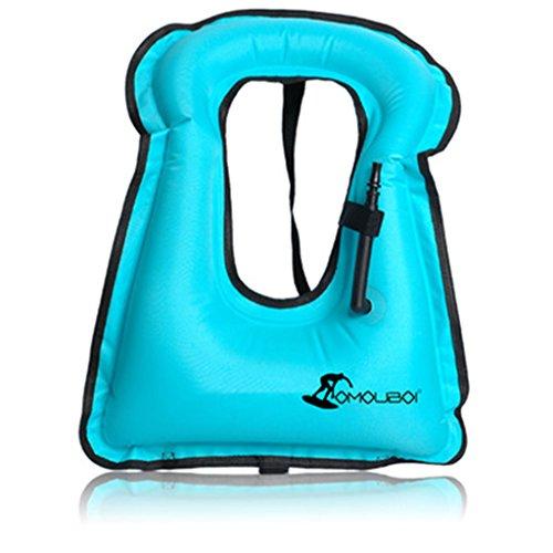 Flotation Swimwear (hony Kids Inflatable Flotation Swimwear Boys Life Jacket Buoyancy Swimsuit Beach Vest)