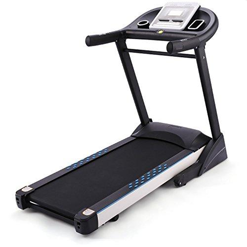 Jaketen Fitness Treadmill WIFI Touch Screen Folding Electric Walking Treadmills 3.0HP Running Machine (S9300)