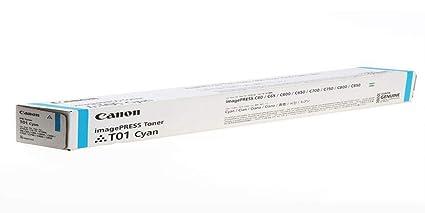 CANON IMAGEPRESS C700, T01 HI Cyan Toner