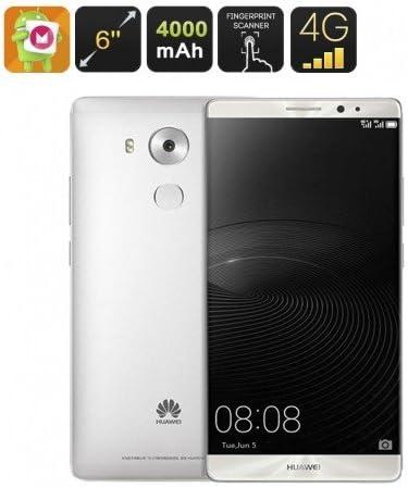 Smartphone Huawei Mate 8 - Pantalla de 6 Pulgadas, Android 6.0 ...
