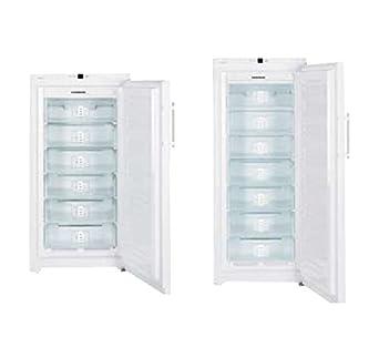 Liebherr 670272 congelador armario, 20 °C, con ventilación, 307 L ...