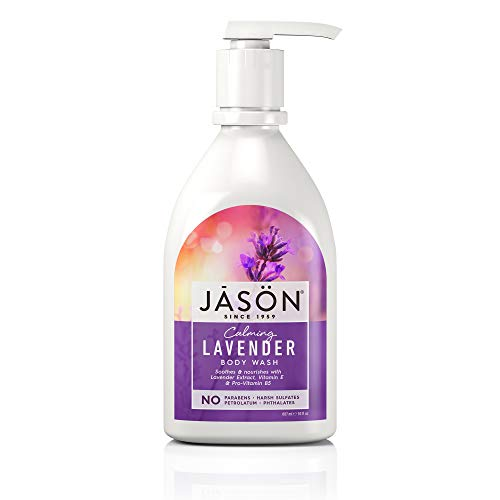 - JASON Calming Lavender Body Wash, 30 Ounce Bottle