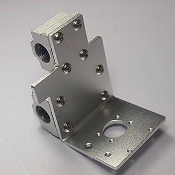 Heasen Reprap Prusa i3 - Cabezal de impresión de eje X para ...
