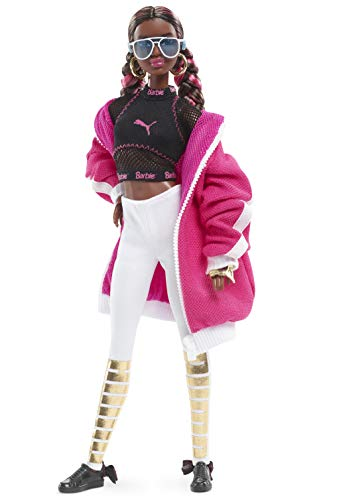 Barbie Puma Doll, Dark-Haired