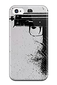 Tpu Case For Iphone 4/4s With LiCIXFf122rFhGg Ortiz Bland Design