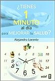 ¿Tienes un minuto al día para mejorar tu salud? (Plus Vitae)