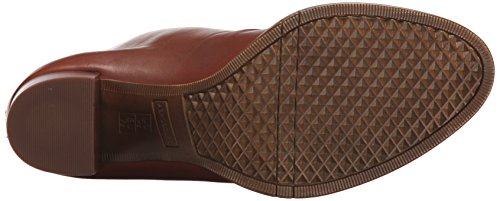 Leather Boot Council City Dark Tan Ankle Women's Aerosoles n7qUCU