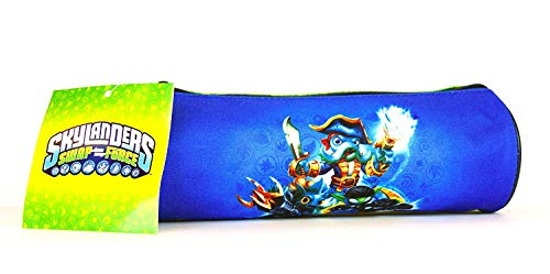 Skylanders Swap Force - Pencil Case Pouch - Round 21 x 8 cm x 8 cm