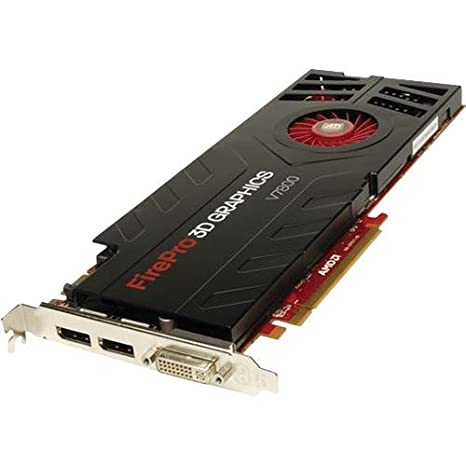Amazon.com: ATI FirePro V7800 2 GB DDR5 DVI/2displayport PCI ...