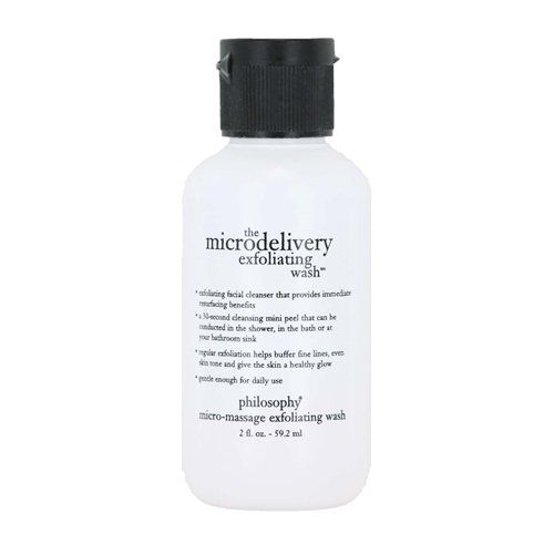 Philosophy Microdelivery Exfoliating Wash 2oz