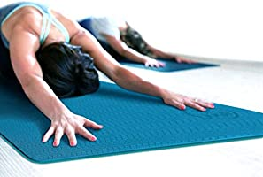 IUGA Esterilla de Yoga Antideslizante con Correa de ...