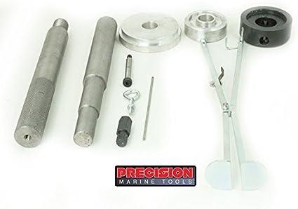 Alignment Bar Gimbal Bearing Seal Bellow Tool Set Mercruiser 91-805475A1 OMC