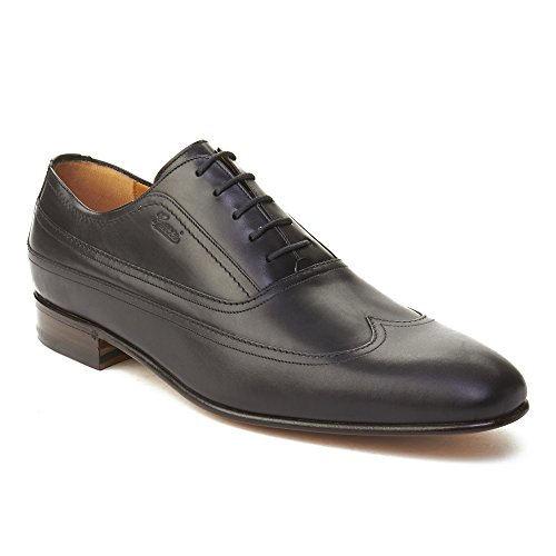 Gucci Men's Leather Oxford Dress Shoes Black (Shoes Leather Gucci Mens)