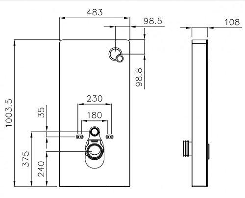 Blankstahl Flachstahl Breiten 12-35 mm S235JRC+C EN10027//10028 L= 1000 mm 30x15mm