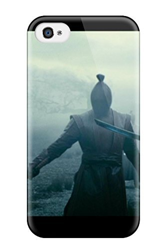 IPaXaEc8296SHyJi Case Cover, Fashionable Iphone 4/4s Case - Warriors Way