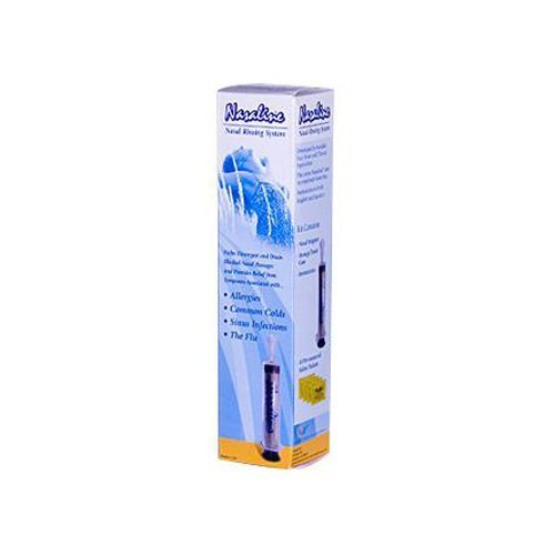 Squip Nasaline Nasal Rinsing System Adult Irrigator, 1 Each - (Pack of 6) by SQUIP PRODUCTS