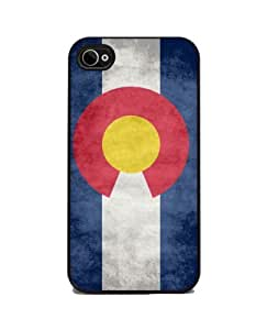 iphone covers Colorado State Flag - Iphone 6 plus Cover, Cell Phone Case - Black