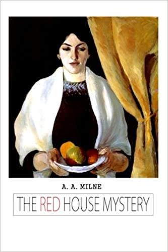 Book The Red House Mystery