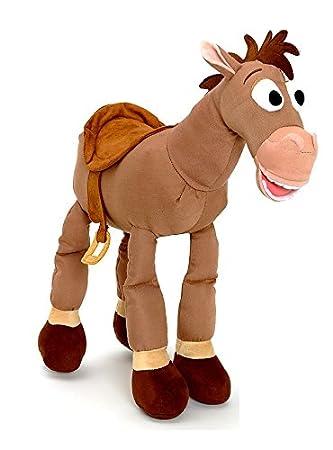 Disney Store Bullseye 34 cm Medio Peluche Toy Story 3 Caballo Woody