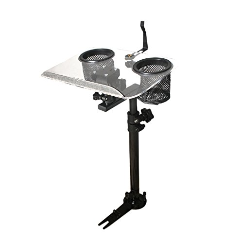 (AA-Products K005-A1 Auto Laptop Mount Truck Vehicle Netbook Stand Holder with Non-Drilling Bracket )
