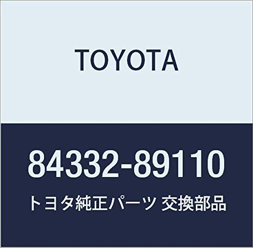 Toyota 84332-89110 Hazard Warning Signal Switch Assembly