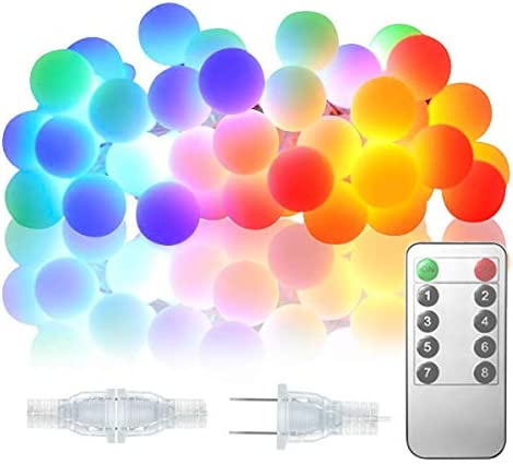 NSEN Led Globe String Lights product image