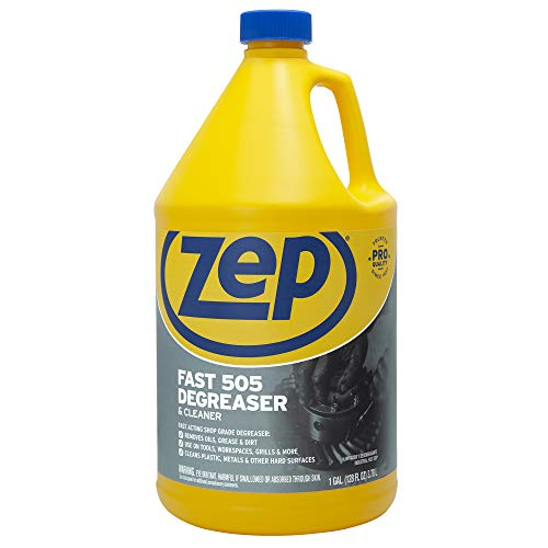 - Zep ZU505128 Fast 505 Cleaner and Degreaser 128 Ounces