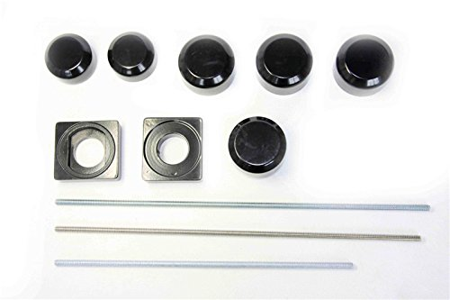 NBX-Motorcycle Black Fork Axle Caps Cover For Suzuki Gsx-R Gsxr600 Gsxr750 Gsxr1000