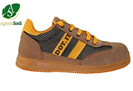 promo code c3929 42bf1 LEWER SCARPE ANTINFORTUNISTICHE DOT.IT BASSE CAT. S1P SCARPA DA LAVORO  IDROREPELLENTE -