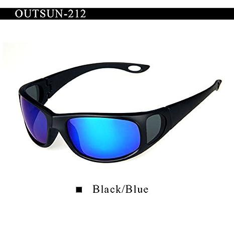 0a5f4630ab BuyWorld OUTSUN Plus Case Fashion Flexible Sunglasses Men Polarized Lens  Brand Designer Polaroid Fish Glasses Oculos Camouflage case  Amazon.in   Home   ...