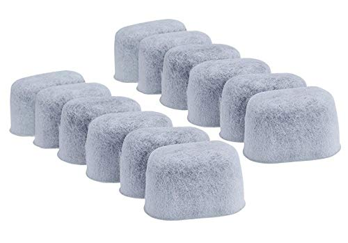 Keurig Coffee Filters, Charcoal Replacement Filters for Keurig Coffee Machines, 12-Pack