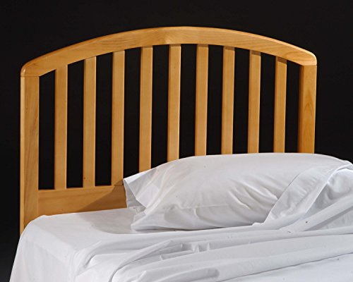 Natalie Country Pine Full/Queen Bed Headboard (Pine Bed Ensemble)