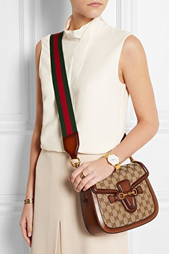 2eae82b60 Gucci Duck Red Zip Supreme Print GG Canvas Diaper Bag Beige Baby Italy New
