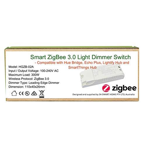 Inline Zigbee Dimmer