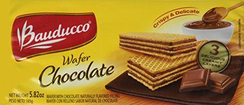 Bauducco Cookie Wafer Choc