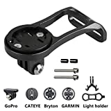 EEEKit Bicycle Computer Mount,Multi-Functional Bike Handlebar Stem Out Front Bike Mount Computer Extension Mount Holder