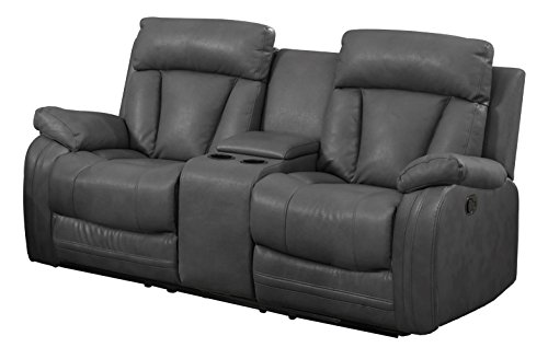 Classic And Traditional Brush Microfiber Recliner Chair Love Seat Sofa Size 1 Seater 2