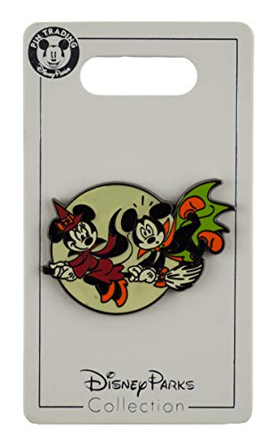 WDW Trading Pin - Mickey & Minnie Mouse