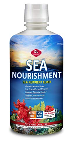 Olympian Labs Sea Nourishment-liquid Vitamin Supplement