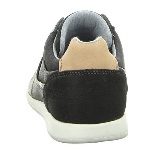 BULLBOXER 132k26343aesna - Zapatos de cordones de Piel Lisa para hombre esna