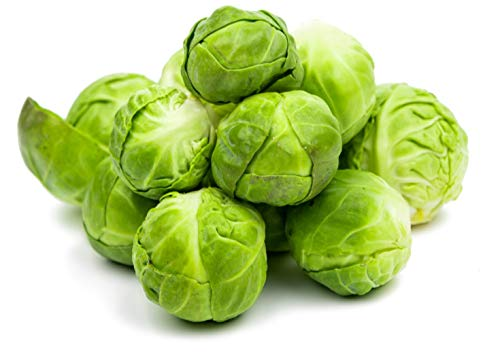 (Homegrown Brussel Sprouts Seeds, 200 Seeds, Octia Hybrid)