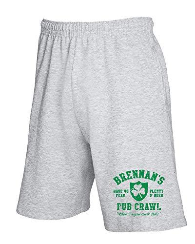 shirtshock T Pantaloncini Tuta Brennanirpc Tir0013 Grigio 4aapOqzw