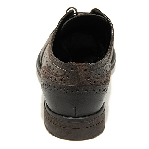 9473G scarpa derby uomo DOLCE&GABBANA D&G scarpe shoes men Marrone