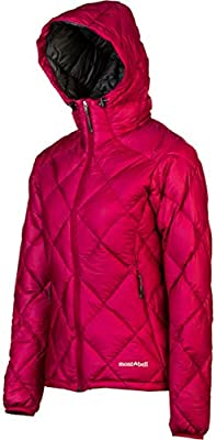 MontBell Alpine Light Down Parka - Womens Cherry Red, L