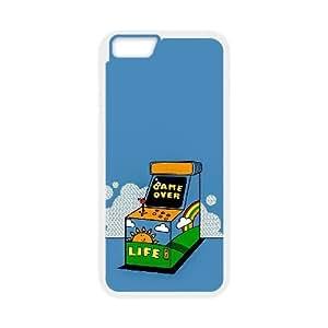 iPhone 6 4.7 Inch Cell Phone Case White Nostalgic game consoles Custom DSANSAVDH5000