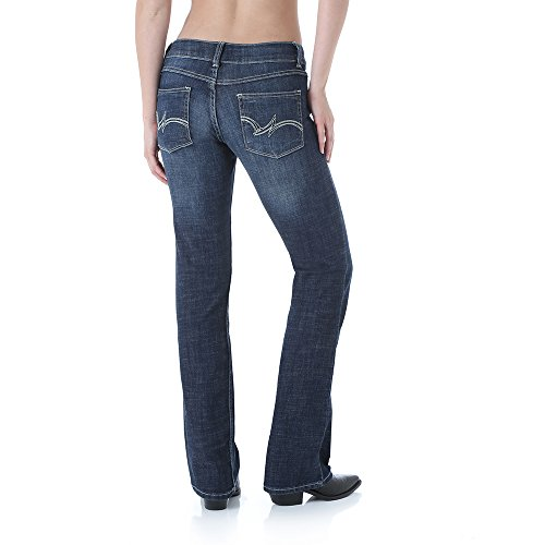 Wrangler Go-to Boot Cut Plus Jean by Wrangler