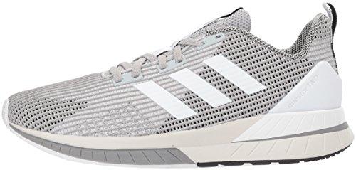 Questar TND Two Ftwr adidasQuestar Fabric Grey Hombres adidas White Grey Fabric Three TND qFtWE